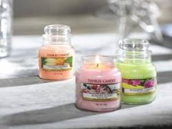 Bougie Yankee Candle - Summer Scoop / Glace en été - Bougie votive