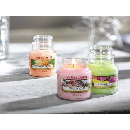 Bougie Yankee Candle - Summer Scoop / Glace en été - Tartelette de cire
