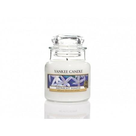 Bougie Yankee Candle - Midnight Jasmine / Jasmin de minuit - Petite jarre Yankee Candle - 1