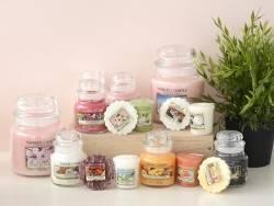 Bougie Yankee Candle - Midnight Jasmine / Jasmin de minuit - Petite jarre