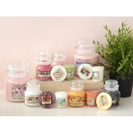 Bougie Yankee Candle - Midnight Jasmine / Jasmin de minuit - Petite jarre Yankee Candle - 2