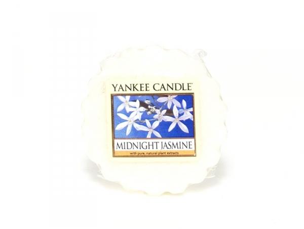 Acheter Bougie Yankee Candle - Midnight Jasmine / Jasmin de minuit - Tartelette de cire - 2,29€ en ligne sur La Petite Epice...