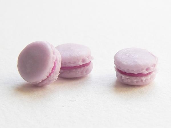 Acheter 1 mini macaron - violette - 2,49€ en ligne sur La Petite Epicerie - 100% Loisirs créatifs