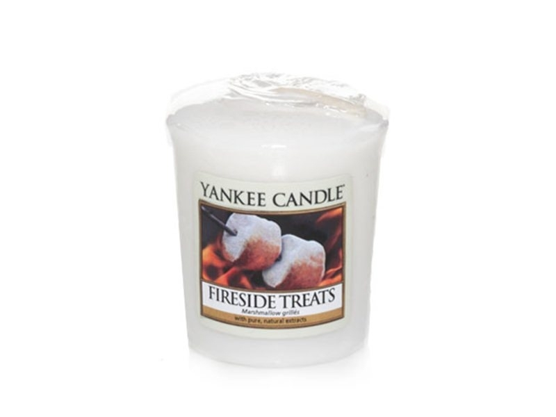 Acheter bougie yankee candle fireside treats bougie votive en ligne - Yankee candle calendrier de l avent ...