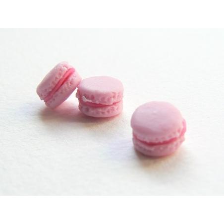 1 mini macaron - rose