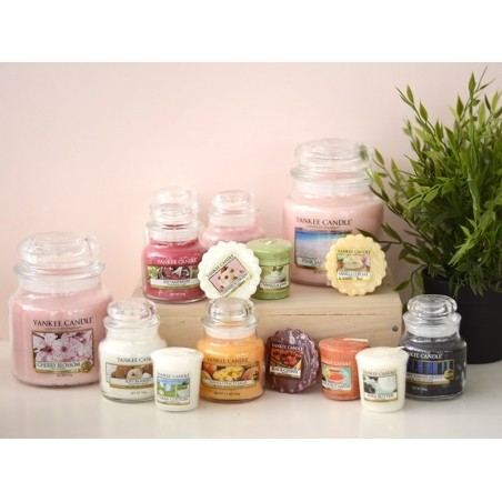 acheter bougie yankee candle mango peach salsa petite. Black Bedroom Furniture Sets. Home Design Ideas