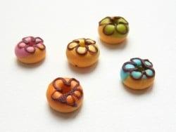 Acheter 5 donuts miniatures couleurs assorties - 3,85€ en ligne sur La Petite Epicerie - 100% Loisirs créatifs