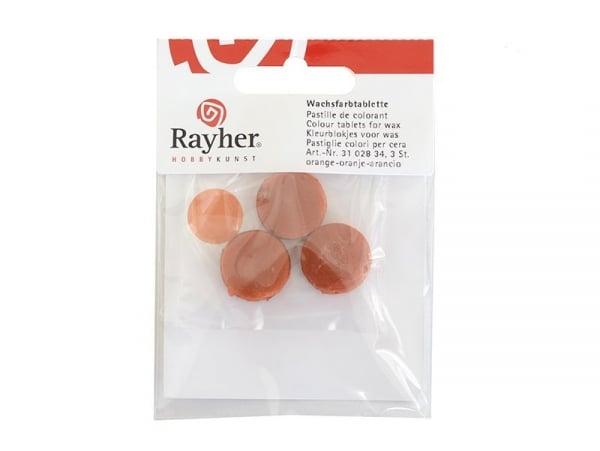 Acheter Pastille de colorant pour cire à bougie - orange - 2,95€ en ligne sur La Petite Epicerie - 100% Loisirs créatifs