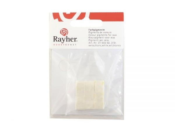 Acheter Pigment pour cire à bougie - blanc - 3,60€ en ligne sur La Petite Epicerie - 100% Loisirs créatifs