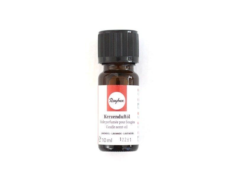 Huile parfumée pour bougies - lavande  Rayher - 1