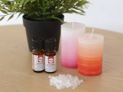 Huile parfumée pour bougies - vanille  Rayher - 2