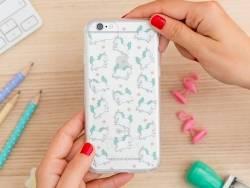 Coque Iphone 7 - Mini licornes