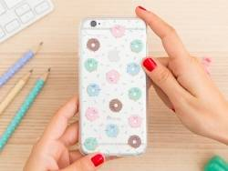 Coque Iphone 7 Plus - Mini donuts