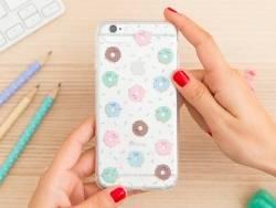 Handyhülle fürs iPhone 7 Plus - Kleine Donuts
