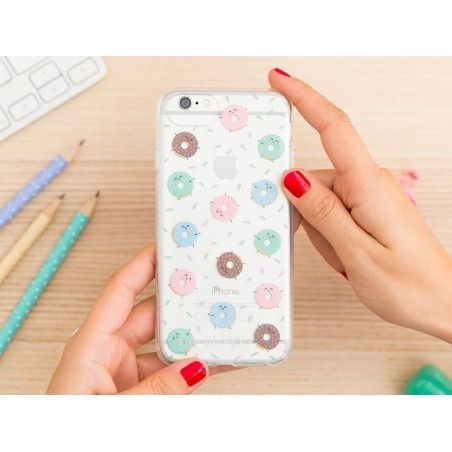 iPhone 7 Plus mobile phone case - Small doughnuts