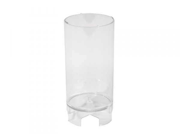 Candle mould - round