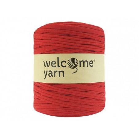 Acheter Grande bobine de fil trapilho - Rouge tomate - 7,90€ en ligne sur La Petite Epicerie - Loisirs créatifs