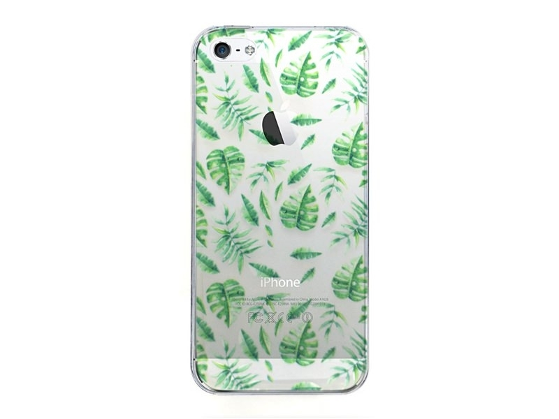 iPhone 6/6S mobile phone case - Palm leaves