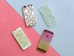 Coque Iphone 5C - Cornets de glaces