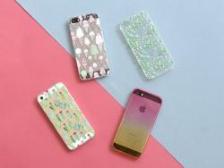 Coque Iphone 7 - Feuilles tropicaux