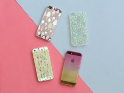 Coque Iphone 5C - Cornets de glaces