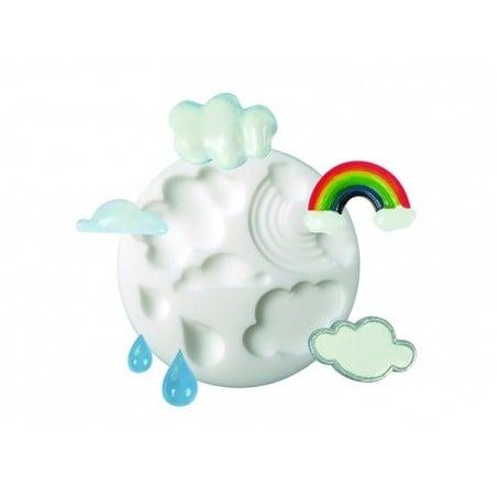 Acheter Mini moule en silicone - nuage - 5,10€ en ligne sur La Petite Epicerie - Loisirs créatifs