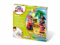 Kit de modelage et jeux - pirates