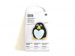 Pâte à modeler Super Fluffy - Pingouin à modeler