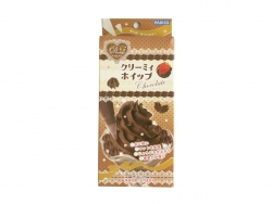 PADICO fake whipped cream kit (120 g) - chocolate brown
