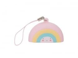 Mini charm - rainbow