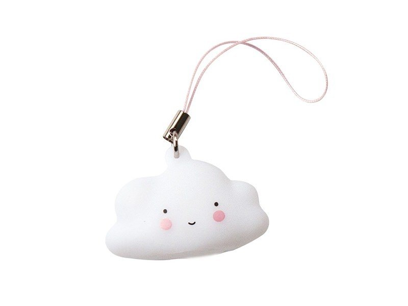 Mini charm - cloud