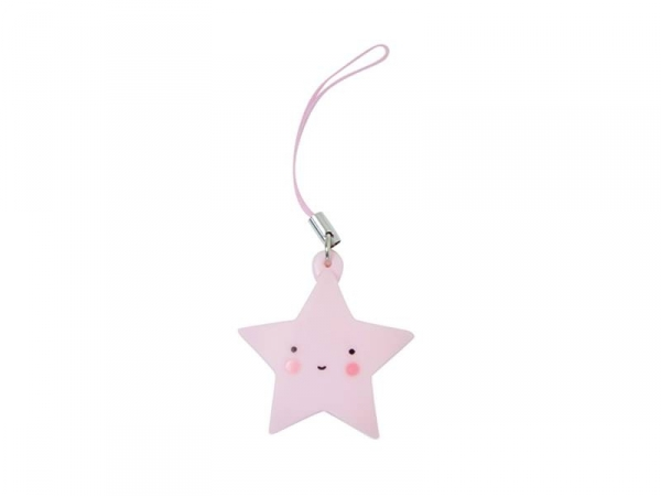 Acheter Mini charms - étoile rose - 3,50€ en ligne sur La Petite Epicerie - 100% Loisirs créatifs