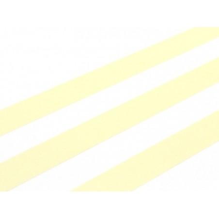 Masking tape uni - jaune pastel Masking Tape - 3