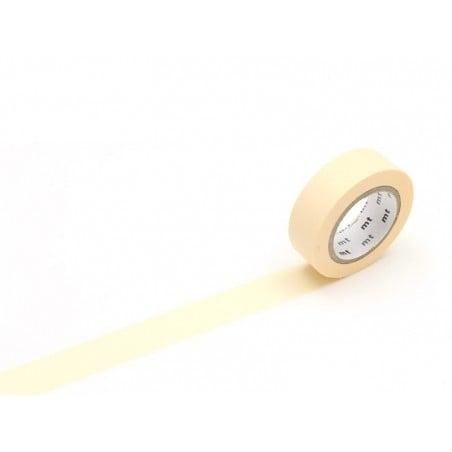 Masking tape uni - écru pastel Masking Tape - 1