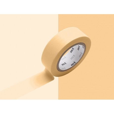 Masking tape uni - orange pastel Masking Tape - 2