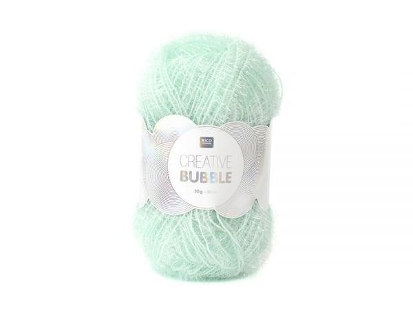 Acheter Fil à tricoter Creative bubble - vert menthe - 3,49€ en ligne sur La Petite Epicerie - Loisirs créatifs