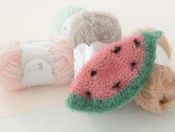Fil à tricoter Creative bubble - vert menthe