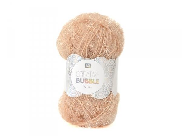 Acheter Fil à tricoter Creative bubble - marron - 3,49€ en ligne sur La Petite Epicerie - Loisirs créatifs