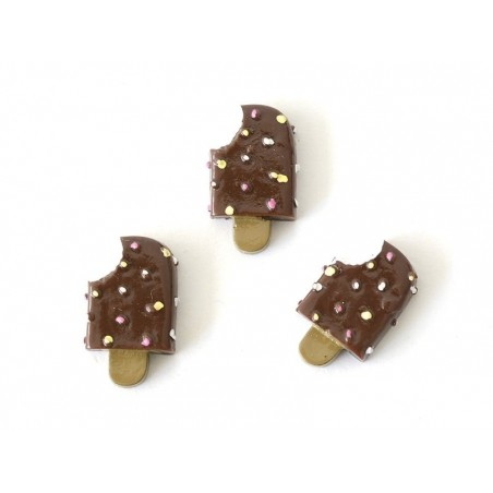Acheter Cabochon esquimau au chocolat - 0,99€ en ligne sur La Petite Epicerie - Loisirs créatifs