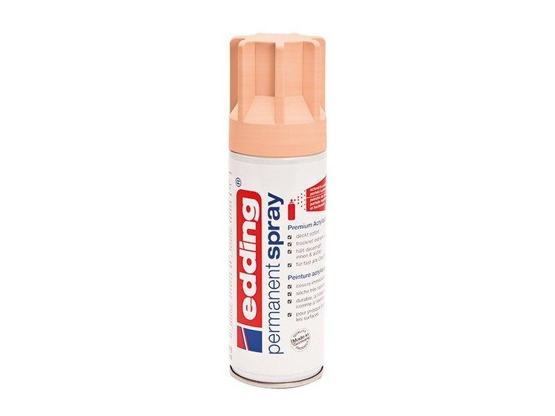 Acheter Peinture acrylique aérosol permanent - peche poudrée / powdery peach mat - 9,79€ en ligne sur La Petite Epicerie - L...