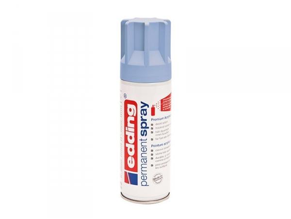 Acheter Peinture acrylique aérosol permanent - Fleur bleue / blossom blue mat - 9,79€ en ligne sur La Petite Epicerie - 100%...