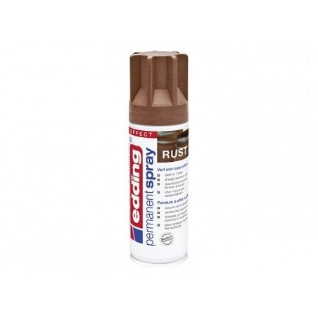 Acheter Peinture acrylique aérosol permanent - Effet rouille / Rust Effect - 10,30€ en ligne sur La Petite Epicerie - 100% L...