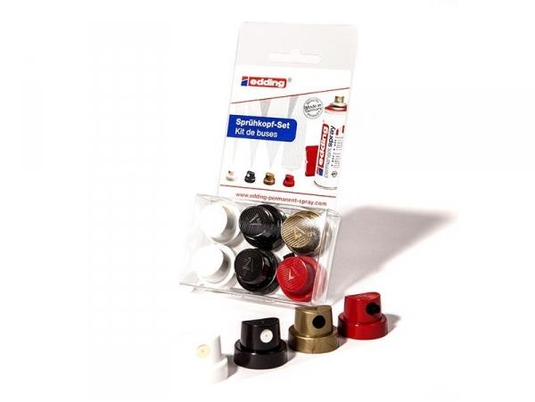 Acheter Kit de buses pour bombes aérosols - 3,49€ en ligne sur La Petite Epicerie - Loisirs créatifs