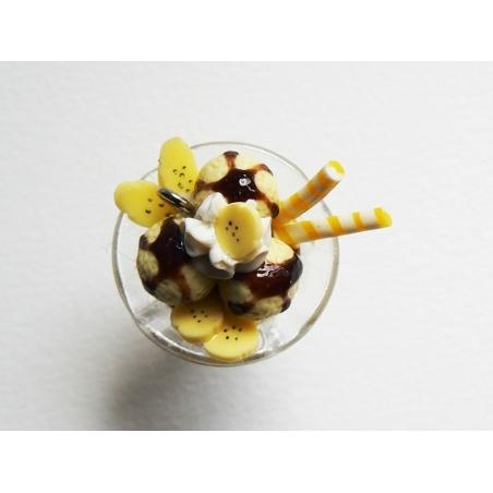 Coupe glacée banana split  - 2