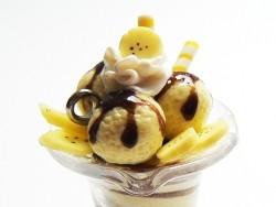 Coupe glacée banana split  - 4