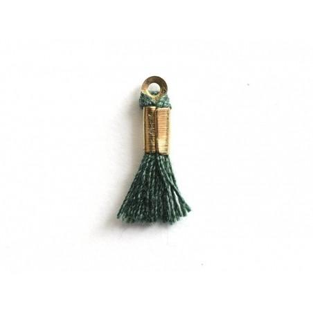 Acheter breloque mini-pompon - vert sapin - 0,29€ en ligne sur La Petite Epicerie - 100% Loisirs créatifs