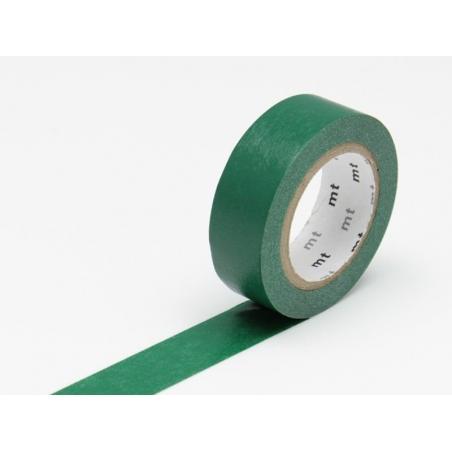 Acheter Masking tape uni - Vert paon - 2,95€ en ligne sur La Petite Epicerie - 100% Loisirs créatifs