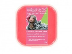 WePAM clay - neon red