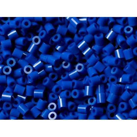 Bag of 1,000 HAMA MIDI beads - blue navy