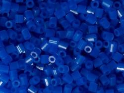 Sachet de 1000 perles HAMA MIDI - bleu marine translucide 36 Hama - 5